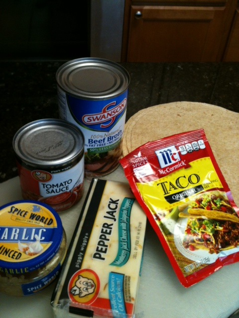 On the Menu: Easy Meal from the Pantry