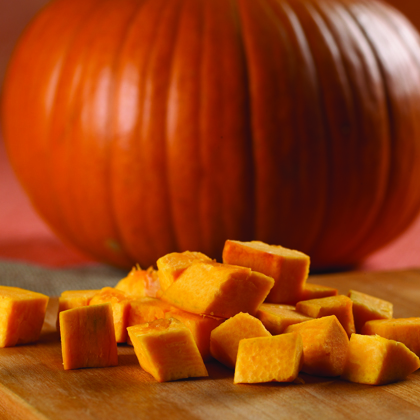 Storing Pumpkin