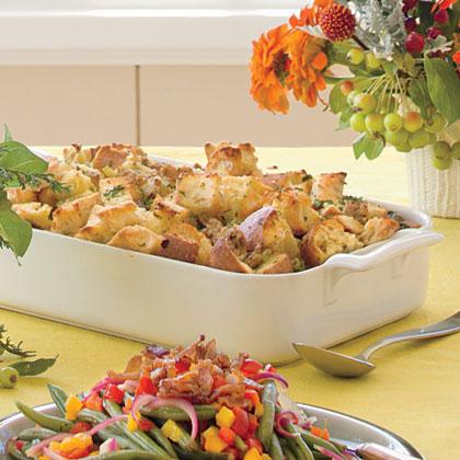 Italian Sausage Stuffing Recipe Myrecipes