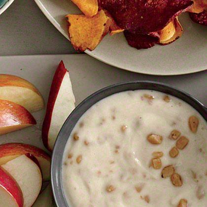 Caramel-Toffee Dip Recipe