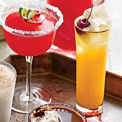 sl-Ambrosia Cocktail