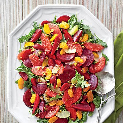 Beet-and-Citrus Salad