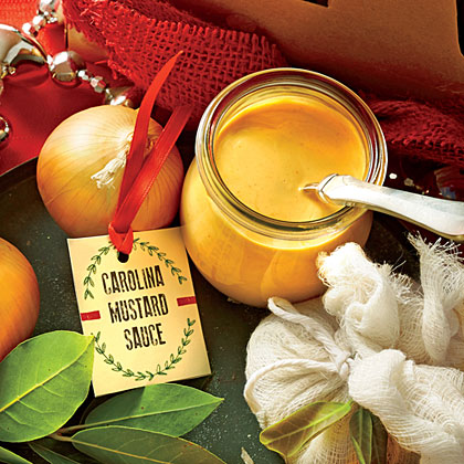 Carolina Mustard Sauce Recipe