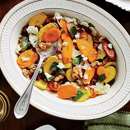 Carrot-Cauliflower Salad
