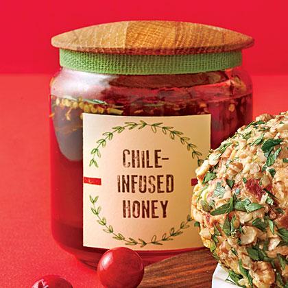 Chile-Infused Honey Recipe