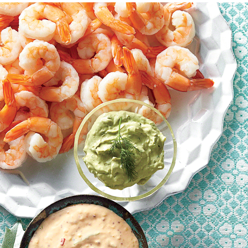 Contemporary Shrimp CocktailRecipe