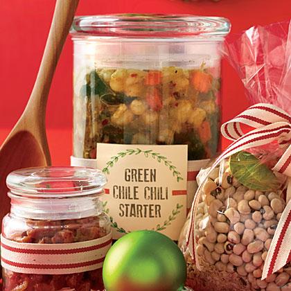 Green Chile Chili Starter Recipe