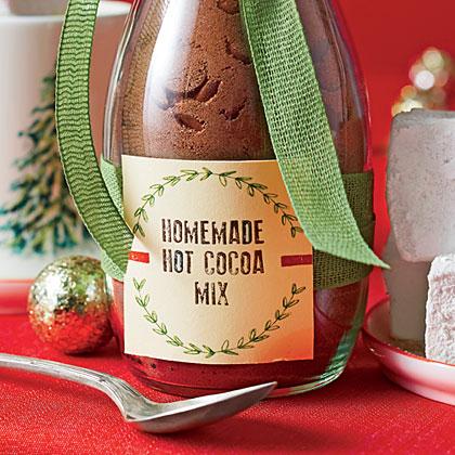 Homemade Hot Cocoa Mix Recipe