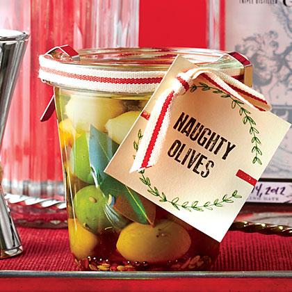 Naughty Olives Recipe
