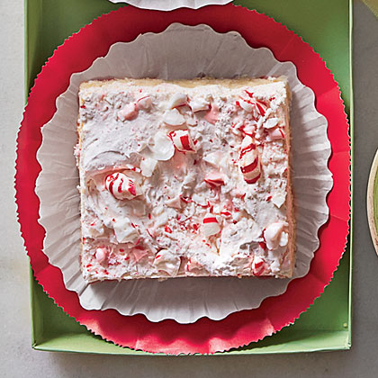 Peppermint Divinity Bars Recipe