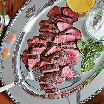 Perfect Beef Tenderloin