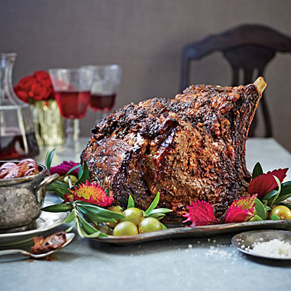 recipe: standing rib roast with root vegetables [36]