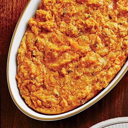 Sweet Potato Spoonbread