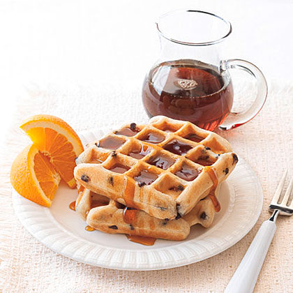 Chocolate Chip WafflesRecipe