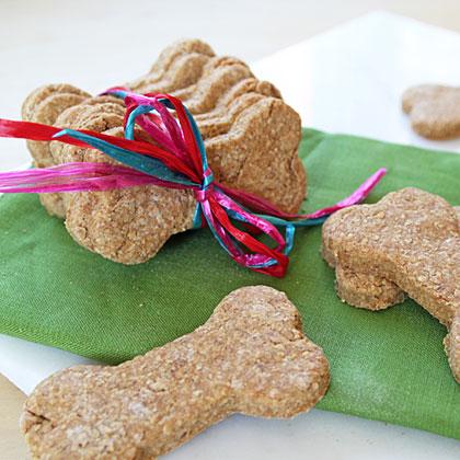 Good-Dog Treats Recipe
