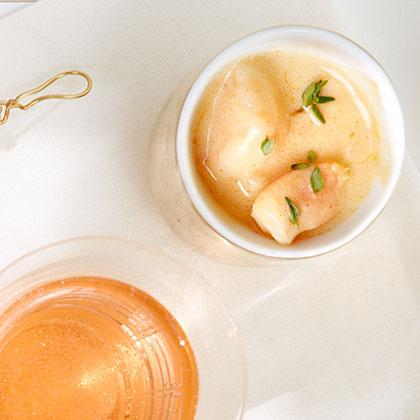 Creole Shrimp Bisque