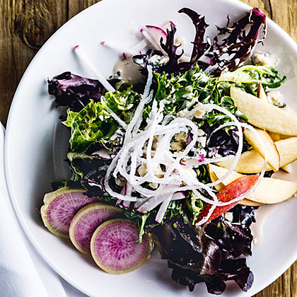 Winter Radish Salad Recipe