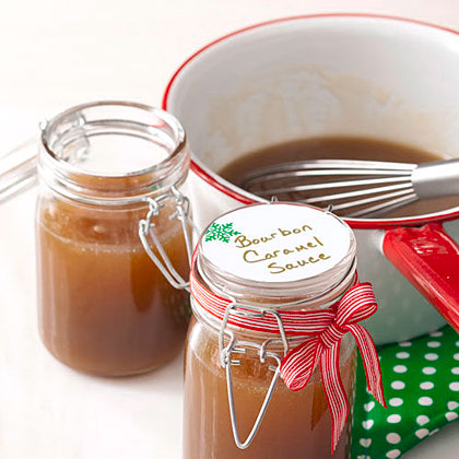 Bourbon Caramel Sauce Recipe