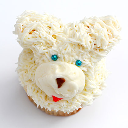 How to Make Maltese cupcakes