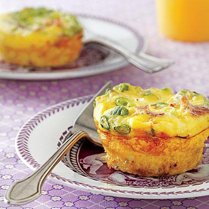 Muffin-Cup Soufflés Recipe