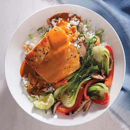 Coconut Curry Halibut Recipe