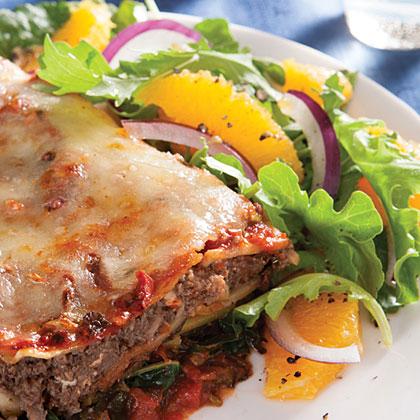 Fresh Orange Salad Recipe
