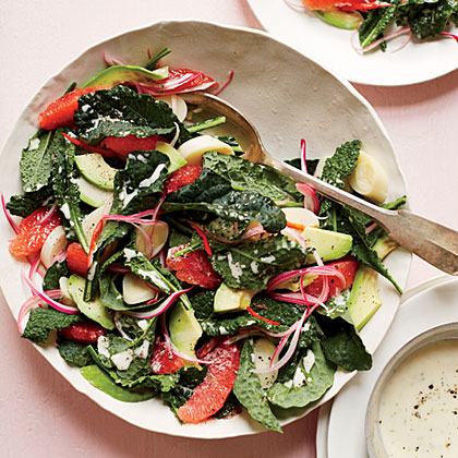 Grapefruit and Hearts of Palm Salad Recipe