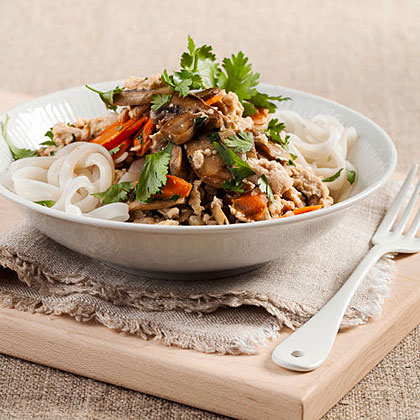 Thai Chicken Curry Stew