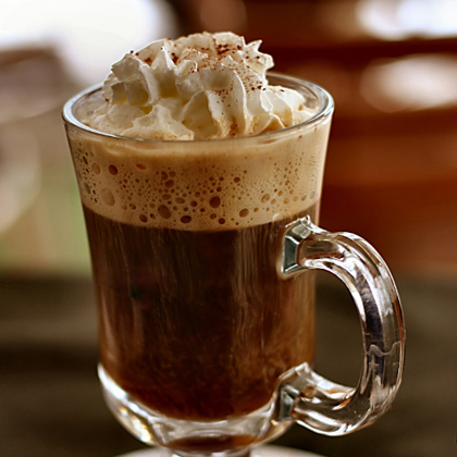 Slimmed Down Irish Coffee