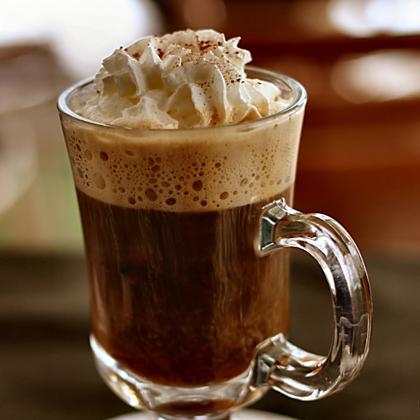 Slimmed Down Irish Coffee