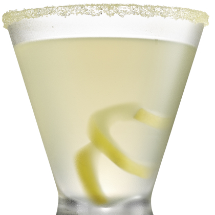 Skinny Lemon Drop