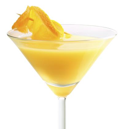 Sake Orange Crush