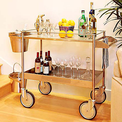 How to Create Your Home Bar