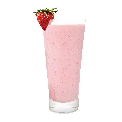 Strawberry Almond Smoothie