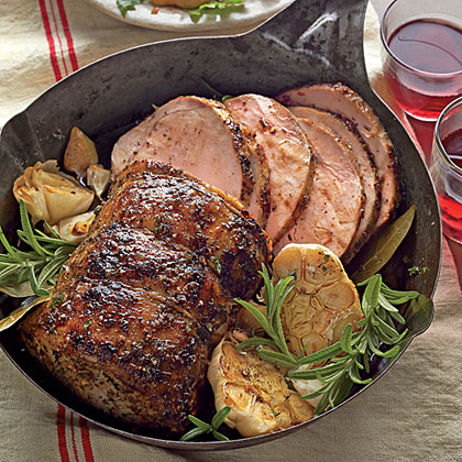 Herb-Roasted Pork Loin