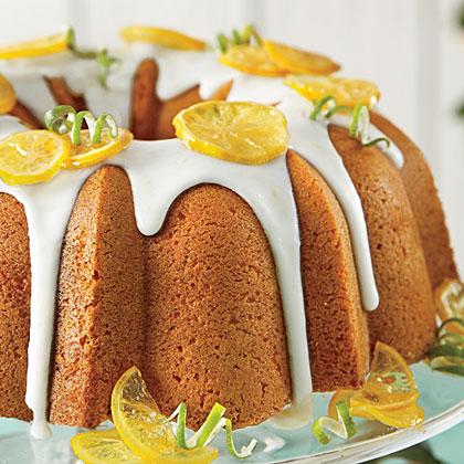Lemon-Lime Glaze Recipe