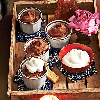 Mocha Chocolate Mousse