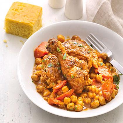 Cajun Chicken Stew Recipe
