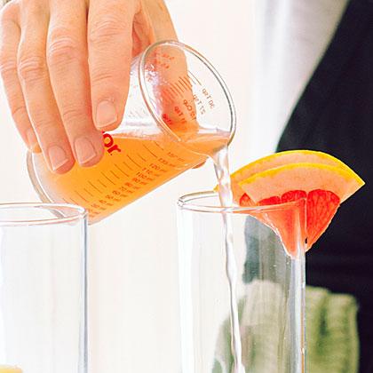 Grapefruit Shrub