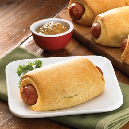 Cheesy Cheddar Roll-Ups