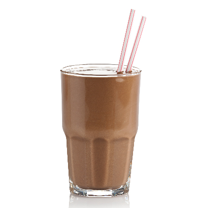 <p>Mocha Java Smoothie</p>