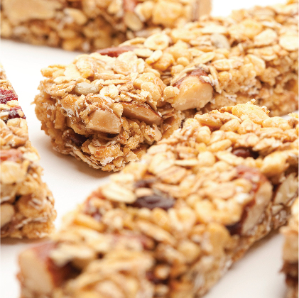 <p>Oatmeal Raisin Bars</p>