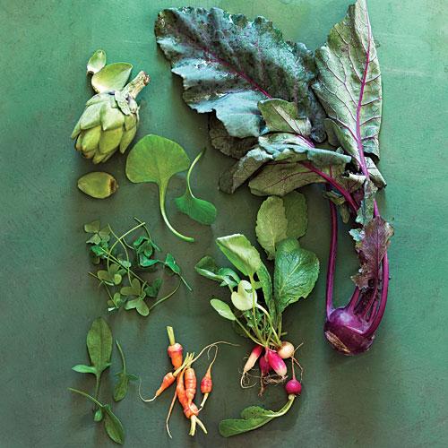 When Does Every Spring Vegetable Actually Come Into Season?