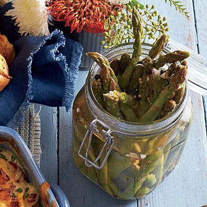 Asparagus Pickles Recipe