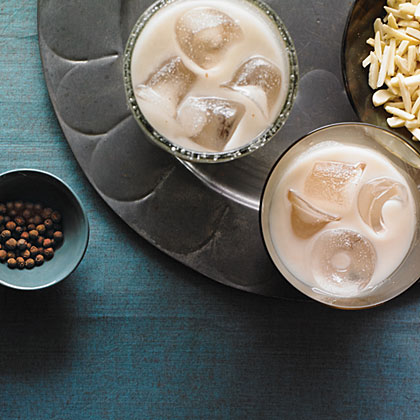 Spiced Almond Milk (Horchata)