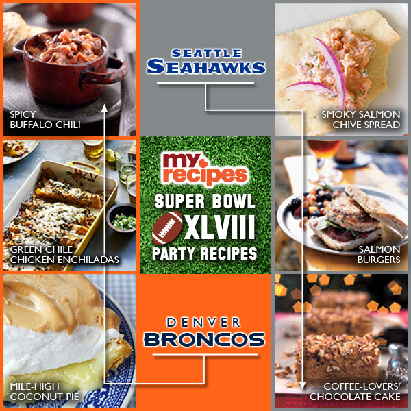 Eat Your Way Through Super Bowl XLVIII