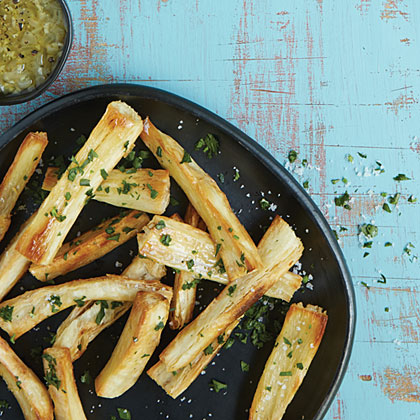 Yuca Fries with Mojo