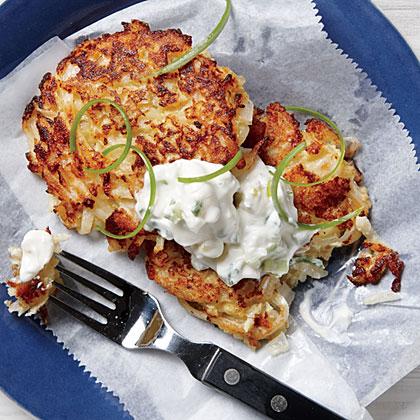 Crisp Cauliflower Fritters Recipe
