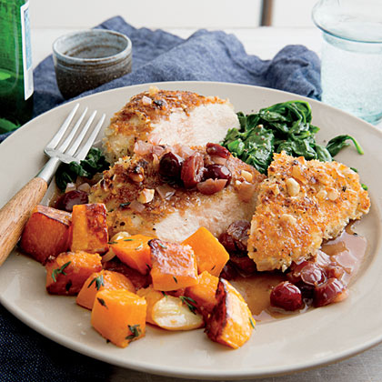 Hazelnut Chicken Recipe