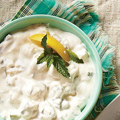 Yogurt Sauce Recipe